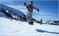 Мази синяя и синяя «экстра» для лыж