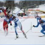 Варианты смазки гоночных лыж с полиэтиленовым покрытием