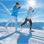 Выбор мази для лыж при мокром снеге