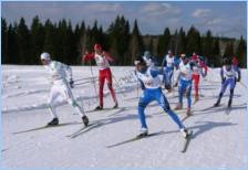 Обработка кантов на беговых и горных лыжах