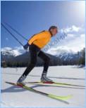 Фиолетовый клистер для лыж и сноуборда