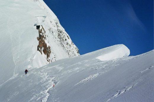 Победа французских альпинистов
