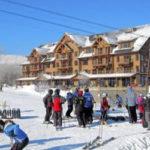 Джей Пик Вермонт штат в США горнолыжные курорты