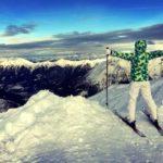 Прогулки на снегоступах в долине Ангерталь