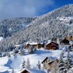 Монженевр горнолыжный курорт во Франции