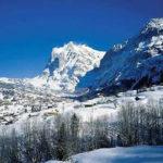 Ла Цумаз дешевый горнолыжный курорт в Швейцарии
