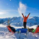 Лыжная программа для сноубордистов
