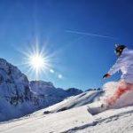 Альпы — горная гряда в форме полумесяца