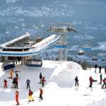 Ope. Крупнейший курорт Скандинавии