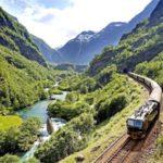 Железная дорога Flamsbana