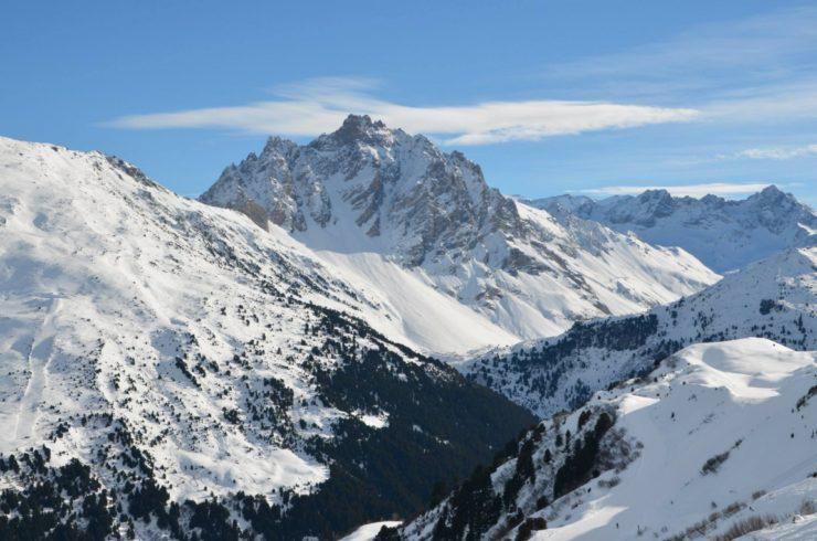 На чём ещё можно покататься на горнолыжных курортах Франции?