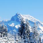 На горные лыжи во Францию