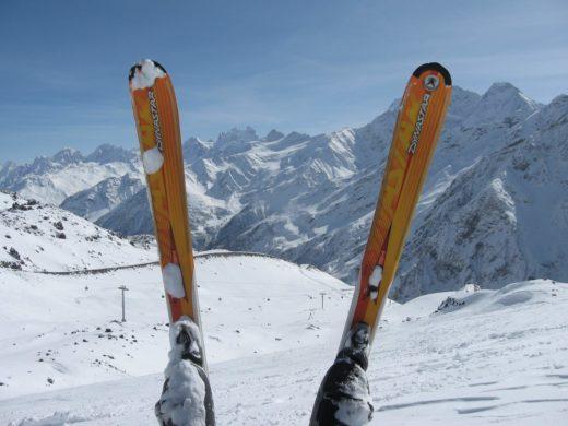 Как правильно выбирать лыжи.Советы для начинающих