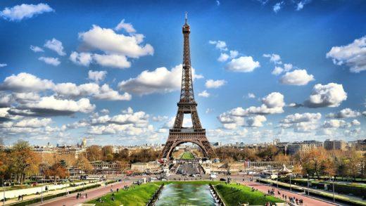 Едем отдыхать во Францию