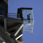 На курорте Ле Дез Альп открылась новая смотровая площадка