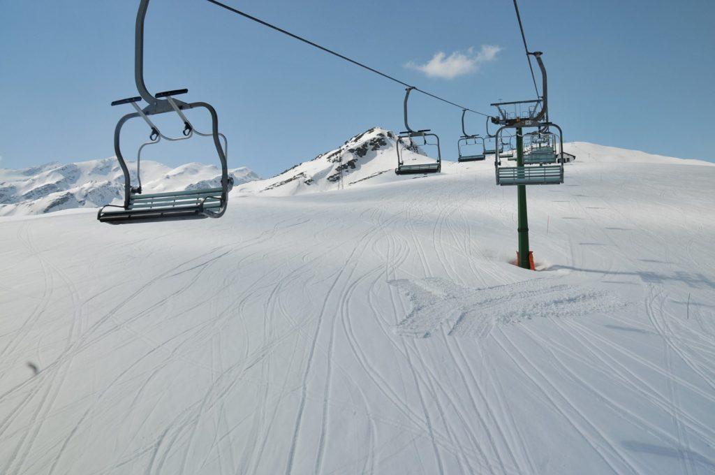 Ля Розьер - французский горнолыжный курорт