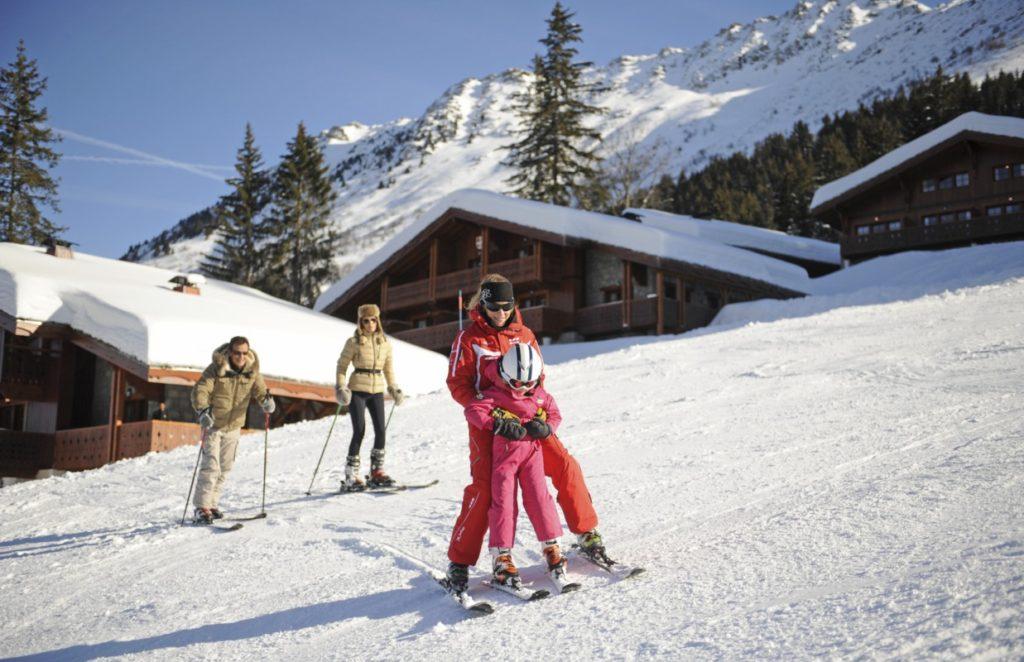 Особенности горнолыжного отдыха во Франции