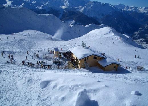 Вербье - идеальныый горнолыжный курорт для всех возрастов