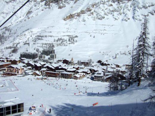 Сказочные горнолыжные курорты в Альпах