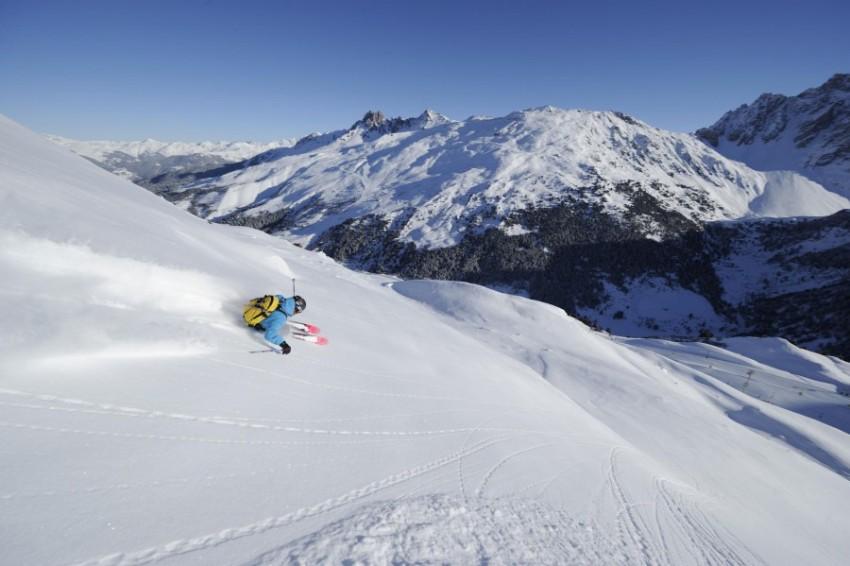 Выбираем лучшие горнолыжные курорты