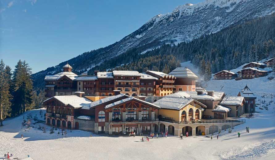 Вальморель - горнолыжный курорт во Франции