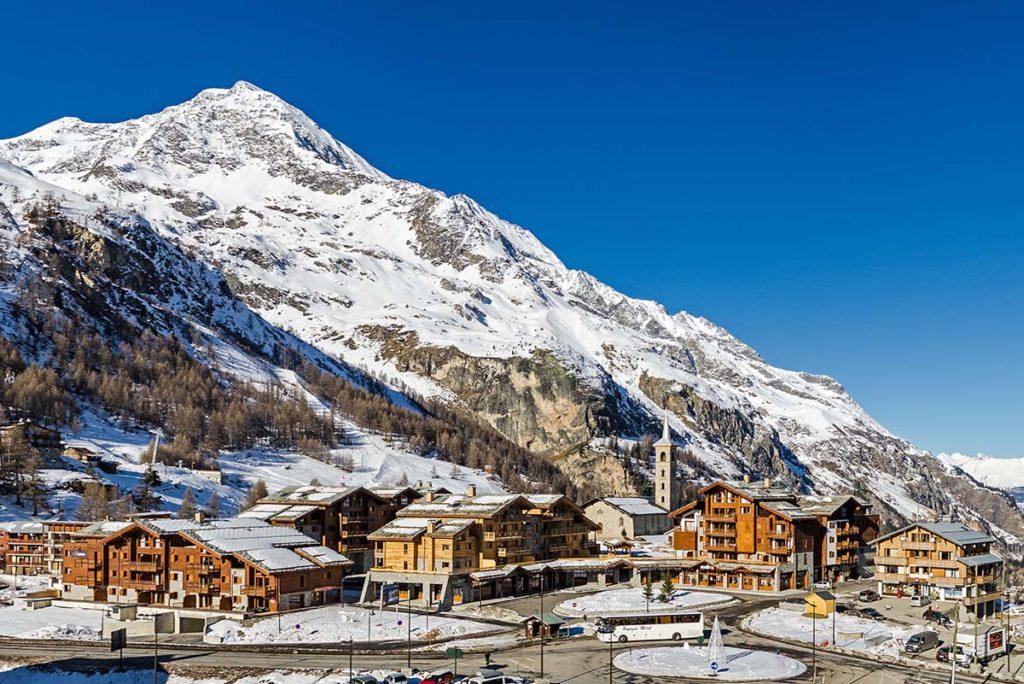 Лучшие горнолыжные курорты Франции для сноубордистов