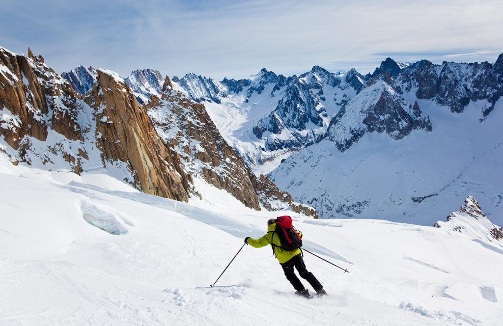Шамони – крупнейший горнолыжный курорт Европы