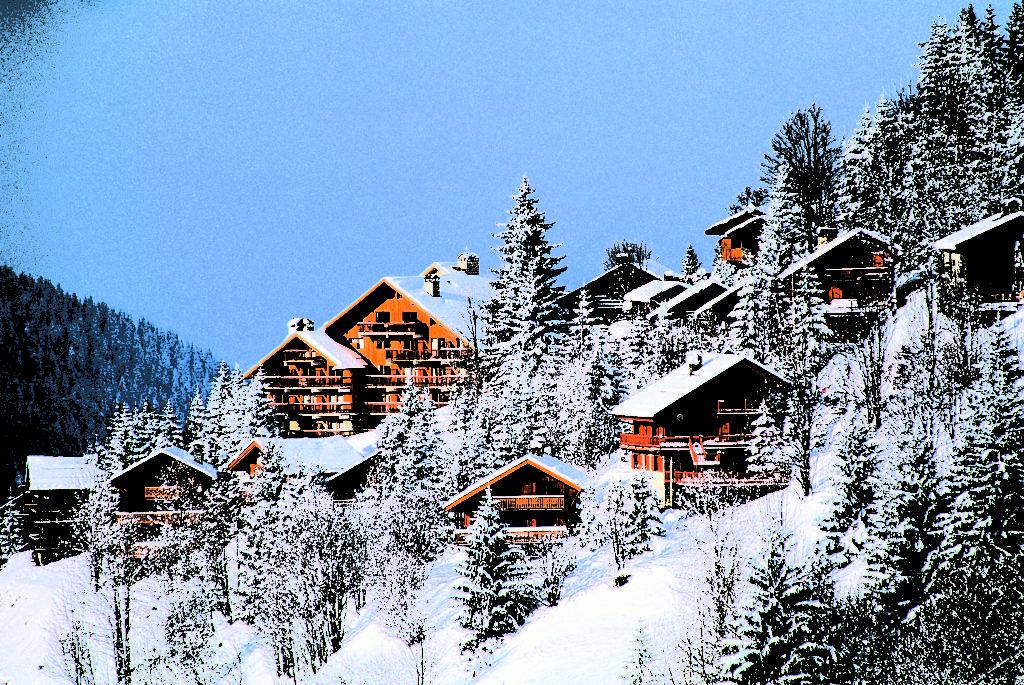 Лучшие горнолыжные курорты Франции