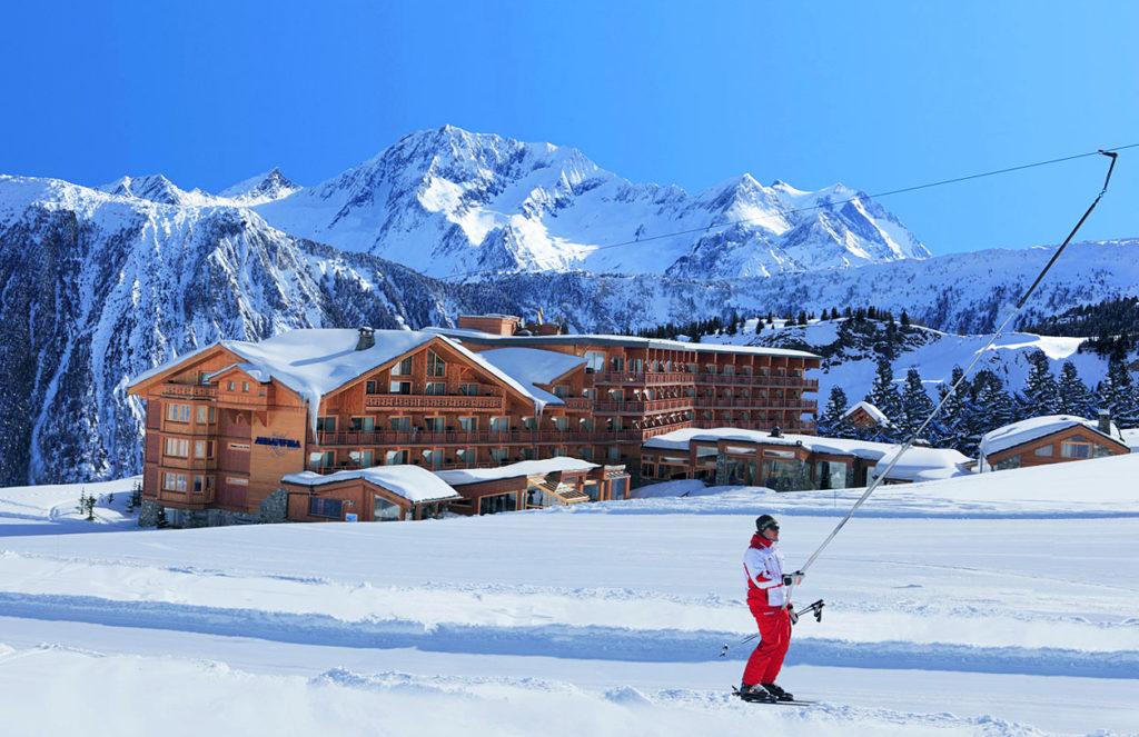 Франция - прекрасный зимний отдых
