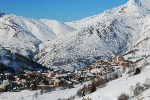 Азартные гонки пройдут на курорте Ле Дез Альп