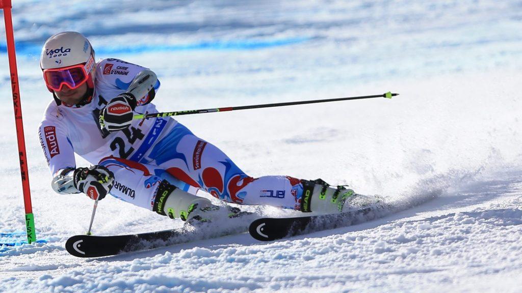 Матье Фэвр занял первое место в крупных соревнованиях в Валь-д'Изере
