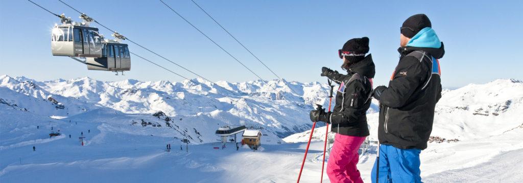 История горнолыжных курортов Франции