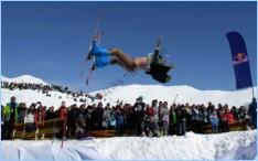Конструкции равнинных лыж